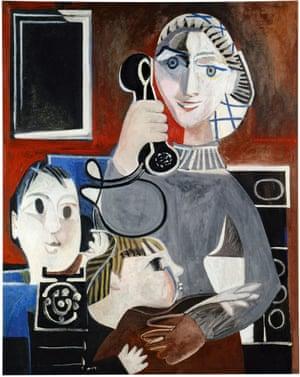 Le Coup de Telephone (1952).