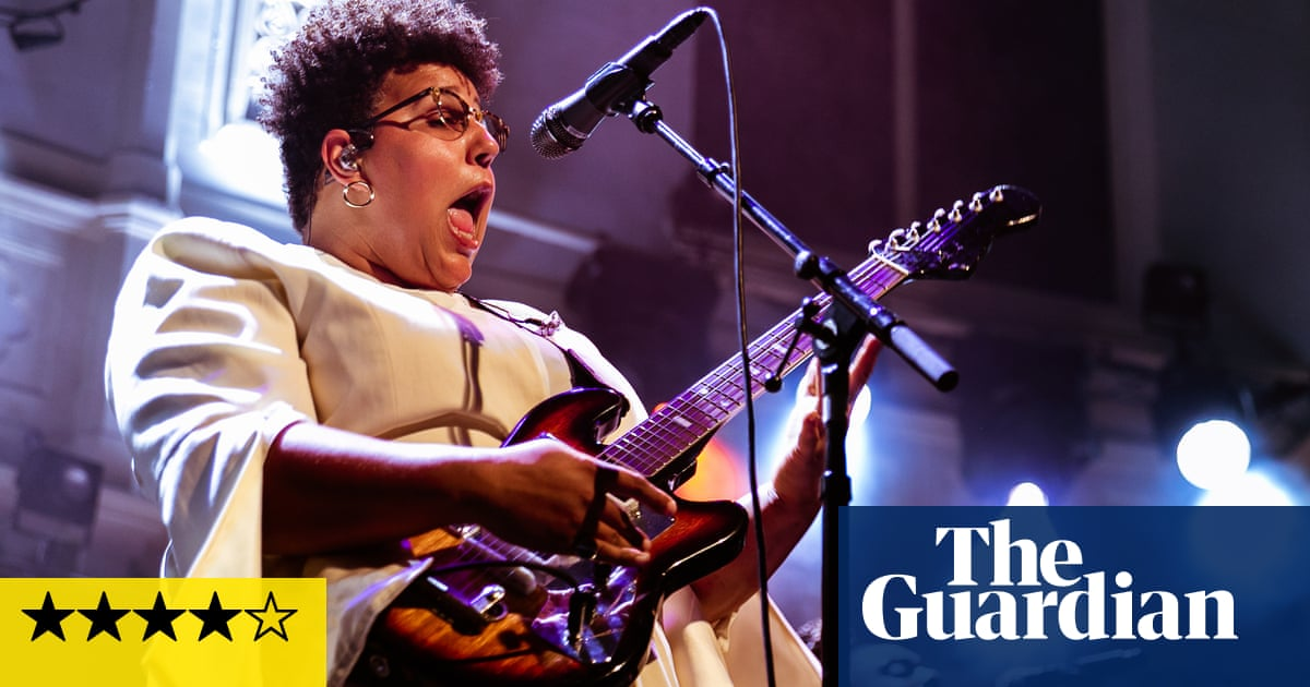 Brittany Howard review – a funk-rooted tour de force