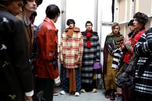 Autumn Winter 2018 The Key Menswear Trends Fashion The Guardian