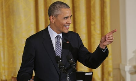 Barack Obama, who will host a concert for the fifth International Jazz Day.