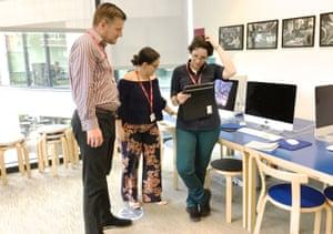 14,000 teachers have taken part in school workshops, teacher training and conferences.