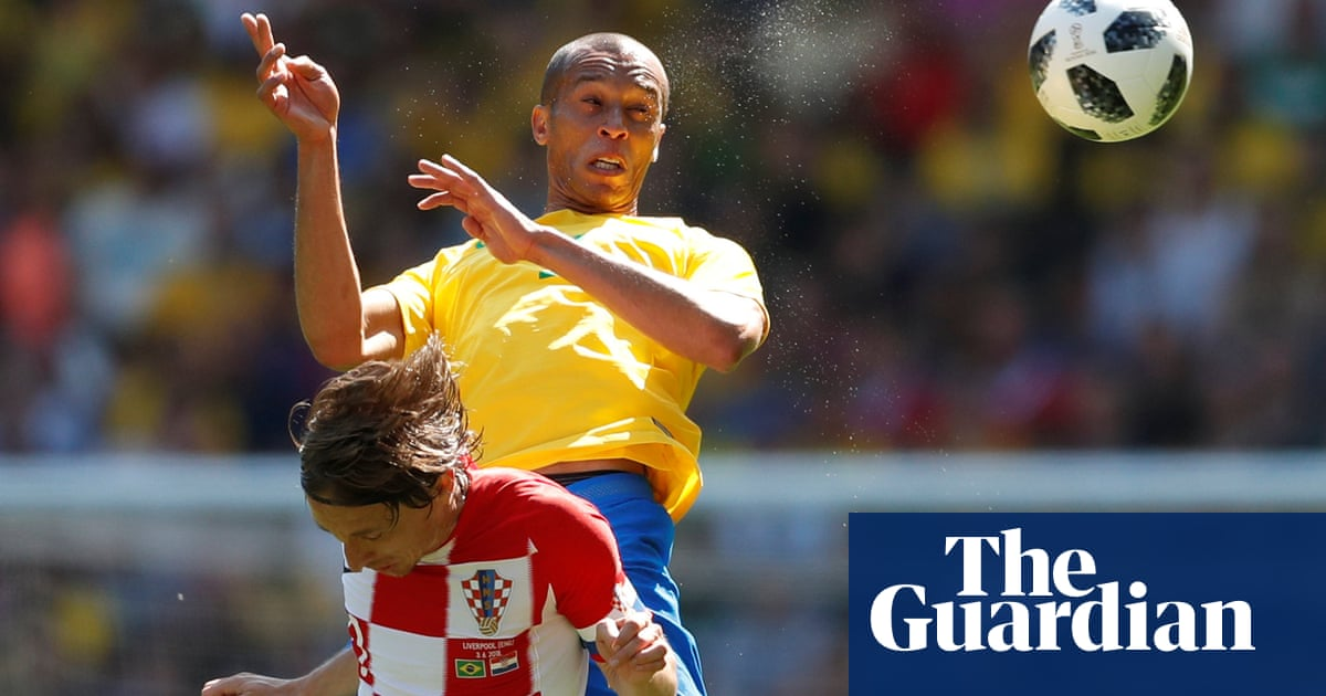 Miranda: Brazilian who chose to play in defence to honour