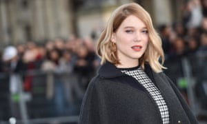 Léa Seydoux says she told her story to several friends but never made it public until now.