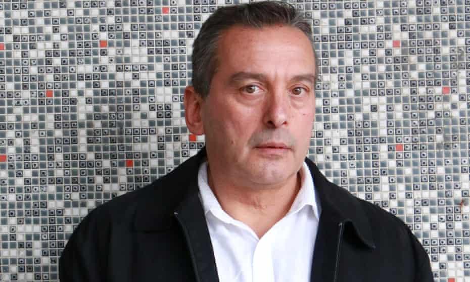 Australian author Christos Tsiolkas