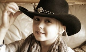 eight-year-old breast cancer Chrissy Turner