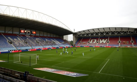 Spanish investor agrees to buy Wigan Athletic out of administration