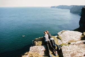 Cliffs of Moher retreat, Ireland