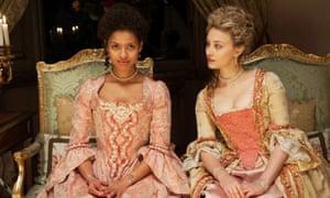 Still from 2014 film Belle