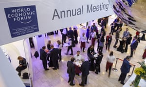 Despite introducing a quota in 2011, just 21% of 3,000 delegates at Davos are women.