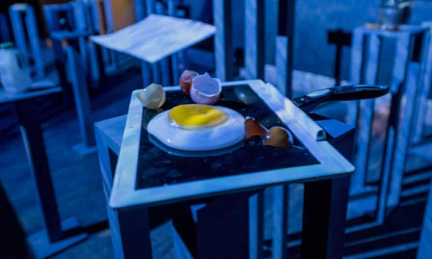 Laure Prouvost's glass objects at A World View: John Latham, a new survey of his work at the Serpentine Gallery.