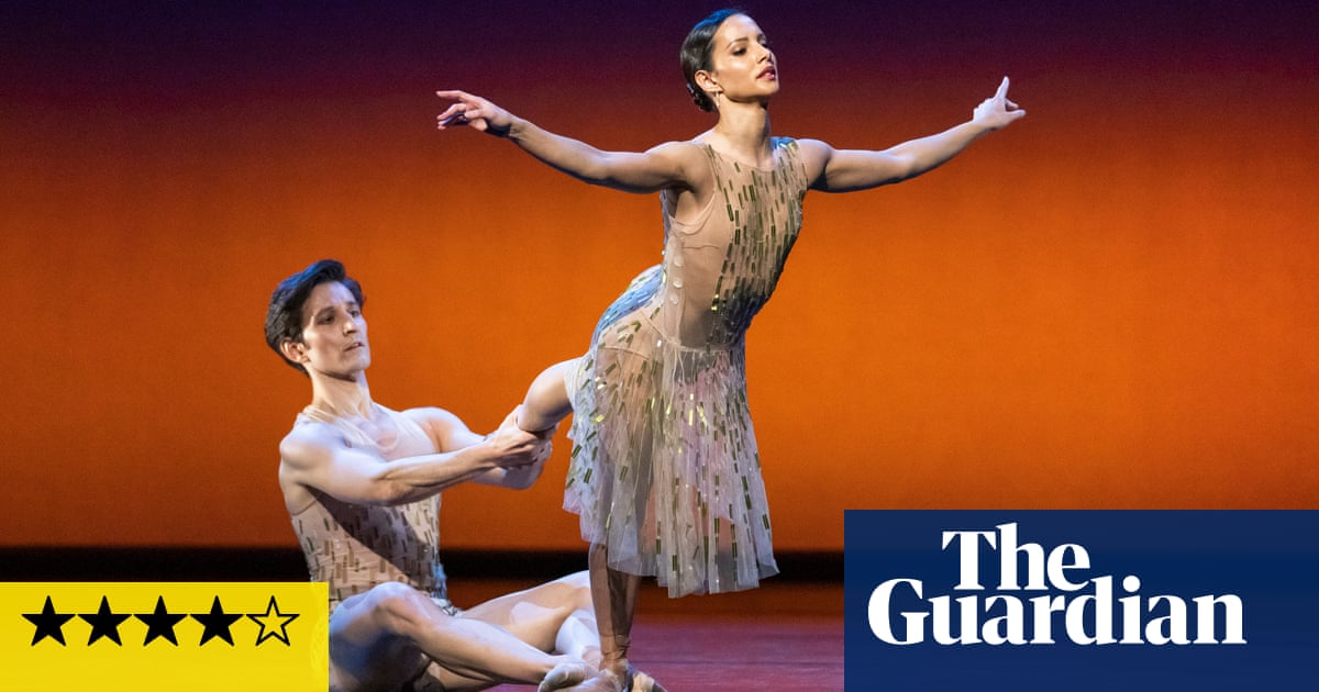 The Royal Ballet: 21st-Century Choreographers review – racing out of the blocks