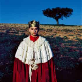 Dave Gahan in Portugal for the Enjoy the Silence video, 1990.