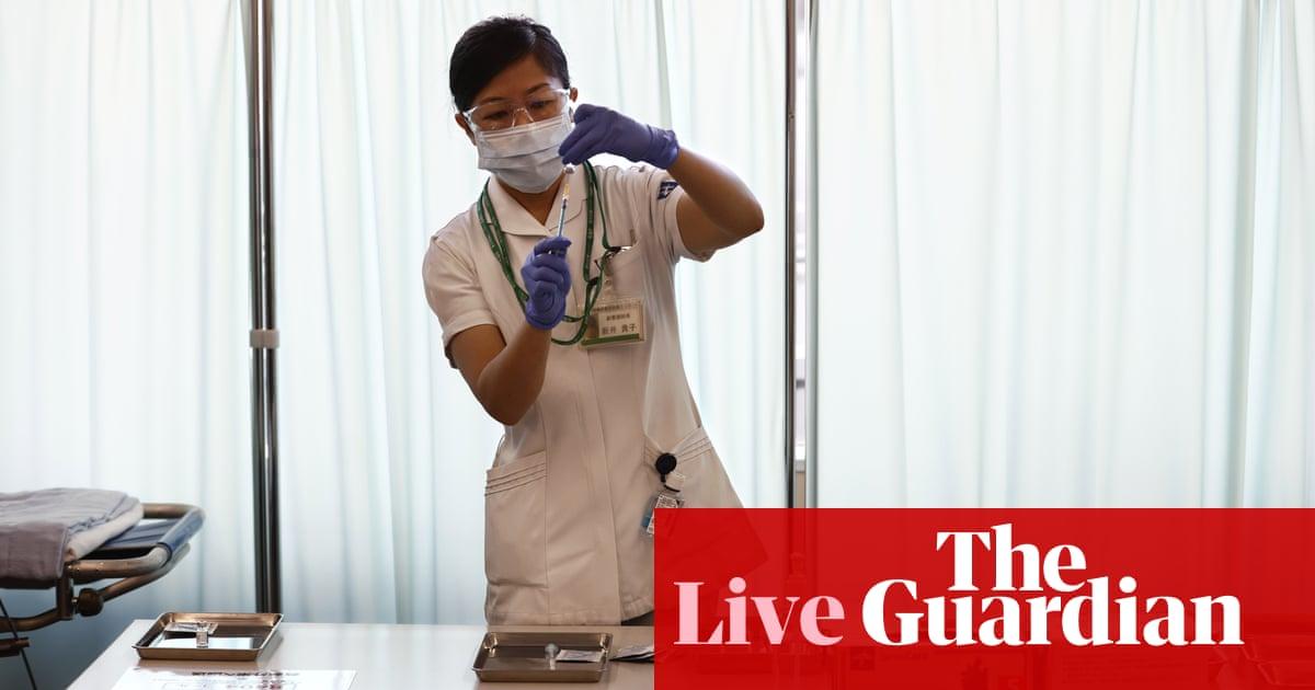 Coronavirus live news: Japan towns abandon plans to accept overseas Olympic athletes