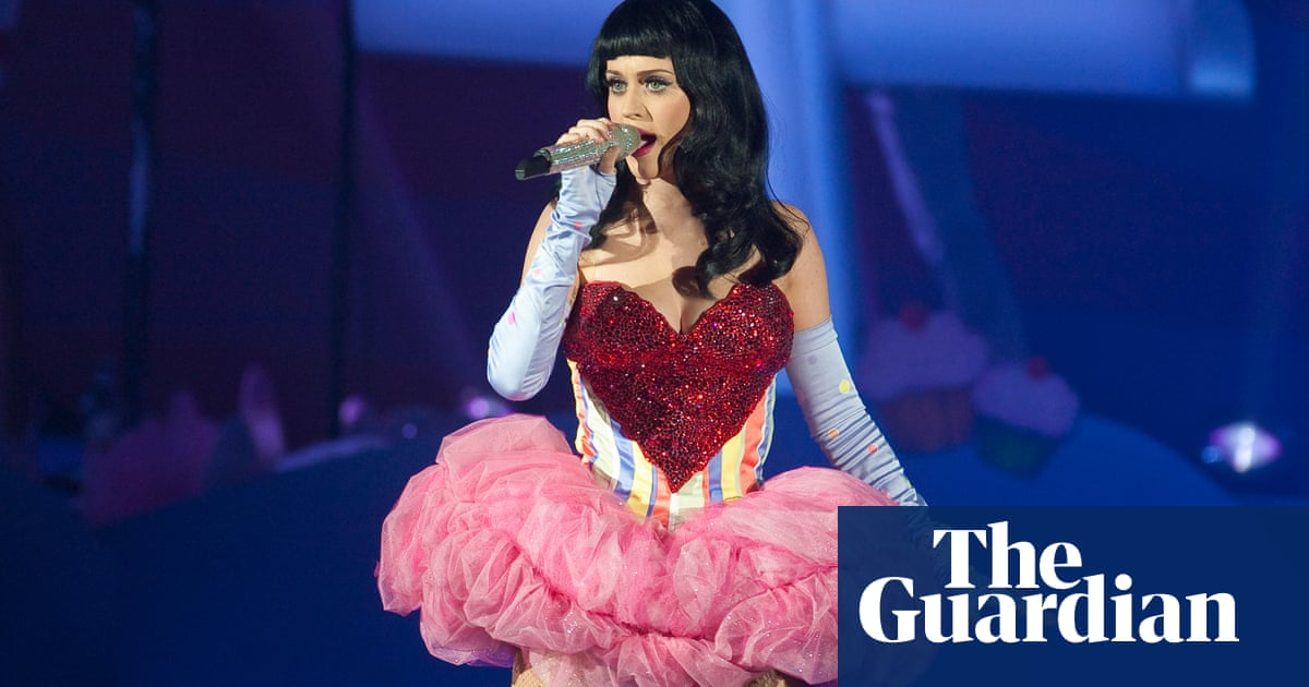 Katy Perry found me my first friends – they were online, and in Brazil