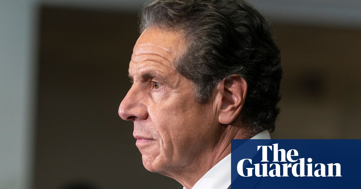 Andrew Cuomo teeters on the edge of a spectacular fall from grace