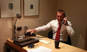 'Hello? Hello? Is that the Commissioner For What Can And Can't Go In The Microwave?'