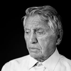 Photographer Don McCullin at his home in Somerset.