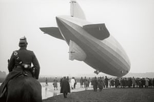 Graf Zeppelin«, 1928