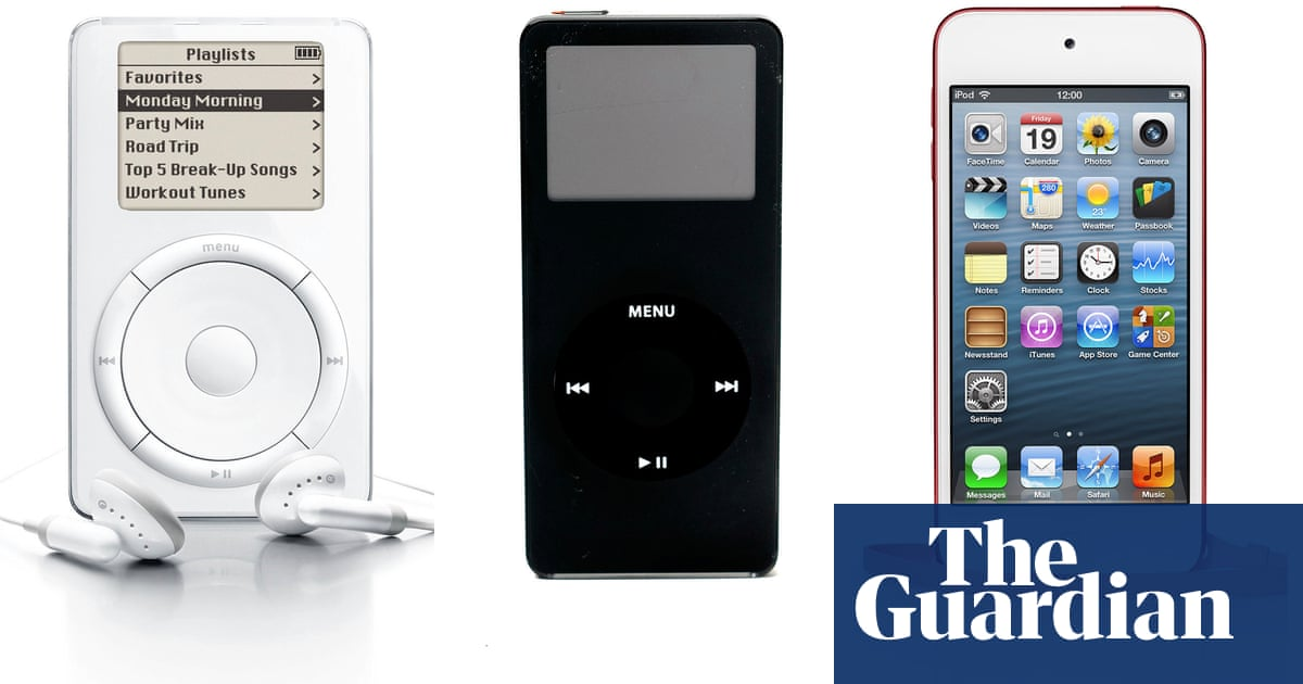 20 years of the iPod: how it shuffled music and tech forever