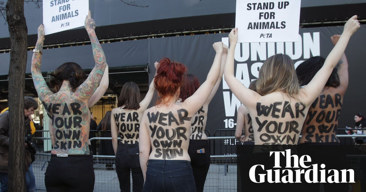 Anti-fur protests set to fly as activists target London fashion week
