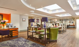 A Luxury Care Home For People With Dementia But At What