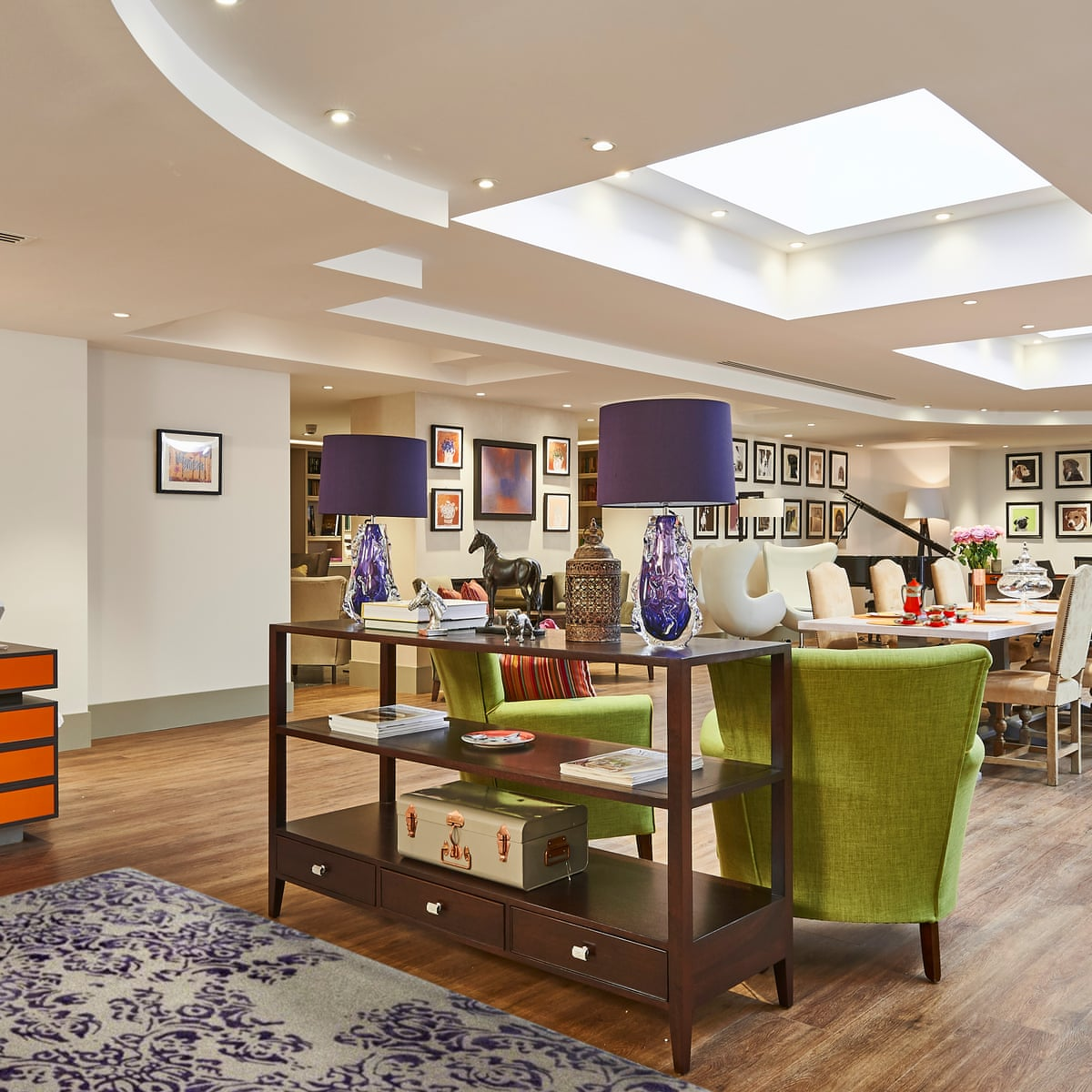 A Luxury Care Home For People With Dementia But At What Price Dementia The Guardian