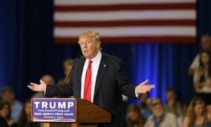 Donald Trump  Dubuque, Iowa.