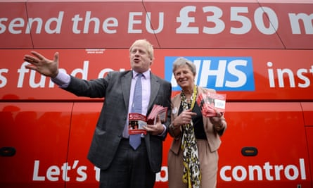 Boris Johnson's decision to push again on the £350m argument could irritate Downing street.