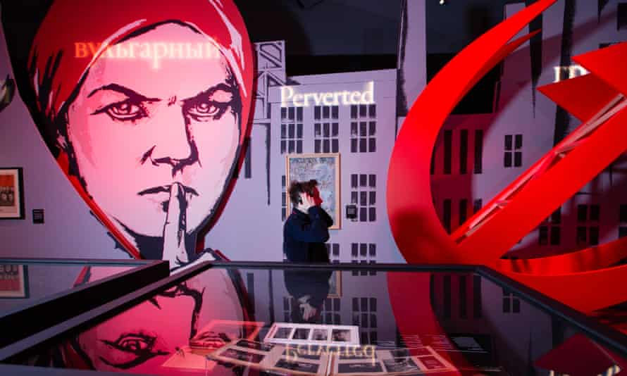 The doomed flowering of Soviet modernism … Opera: Passion, Power and Politics.