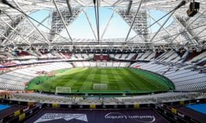 West Ham United's London Stadium