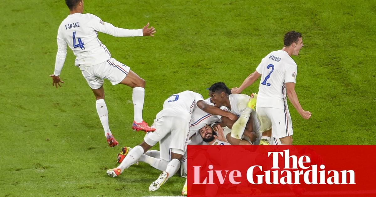 Belgium 2-3 France: Nations League semi-final – as it happened