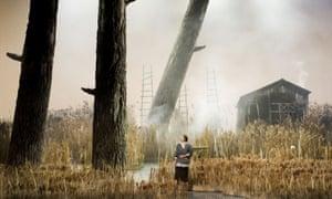 Dutch National Opera's 2012 staging of Nikolai Rimsky-Korsakov's The Legend of the Invisible City of Kitezh