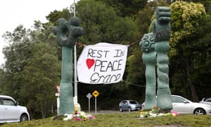 Aucklanders have paid tribute to murdered British backpacker, Grace Milllane.