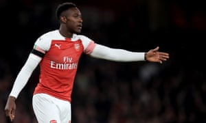 Is Danny Welbeck ready to leave Arsenal for Crystal Palace in search of more minutes?