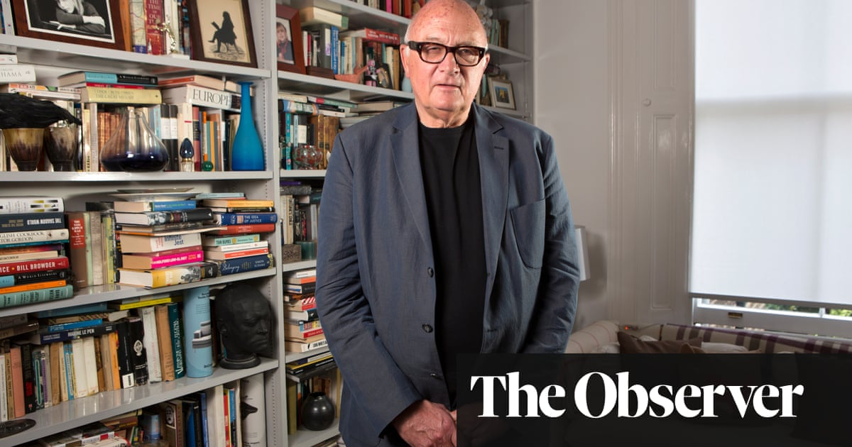 Nick Fraser: 'Documentaries can change the world'