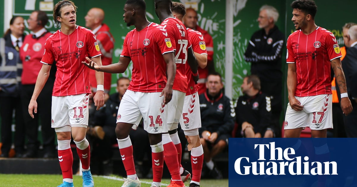 Football League: Leeds slip at Charlton, Derby end week with win