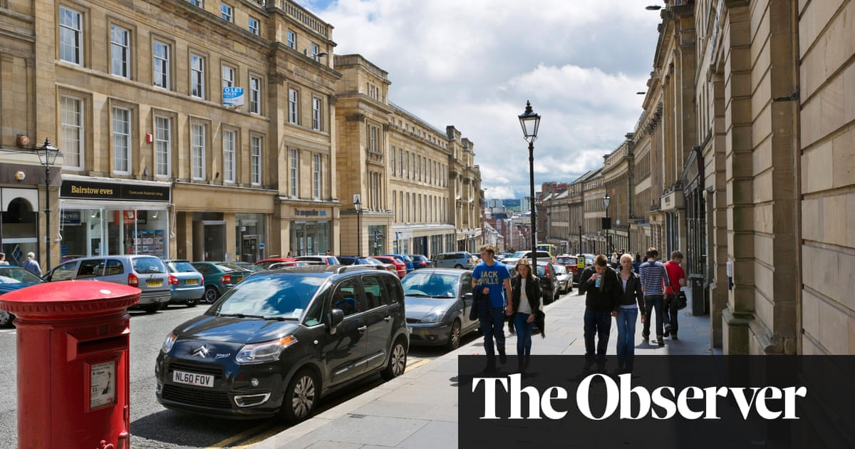 Where Have All Britain S Shoppers Gone Consumer Spending The Guardian