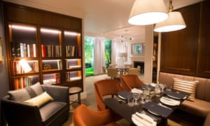 At Auriens prices start at £3m for a one-bed flat.