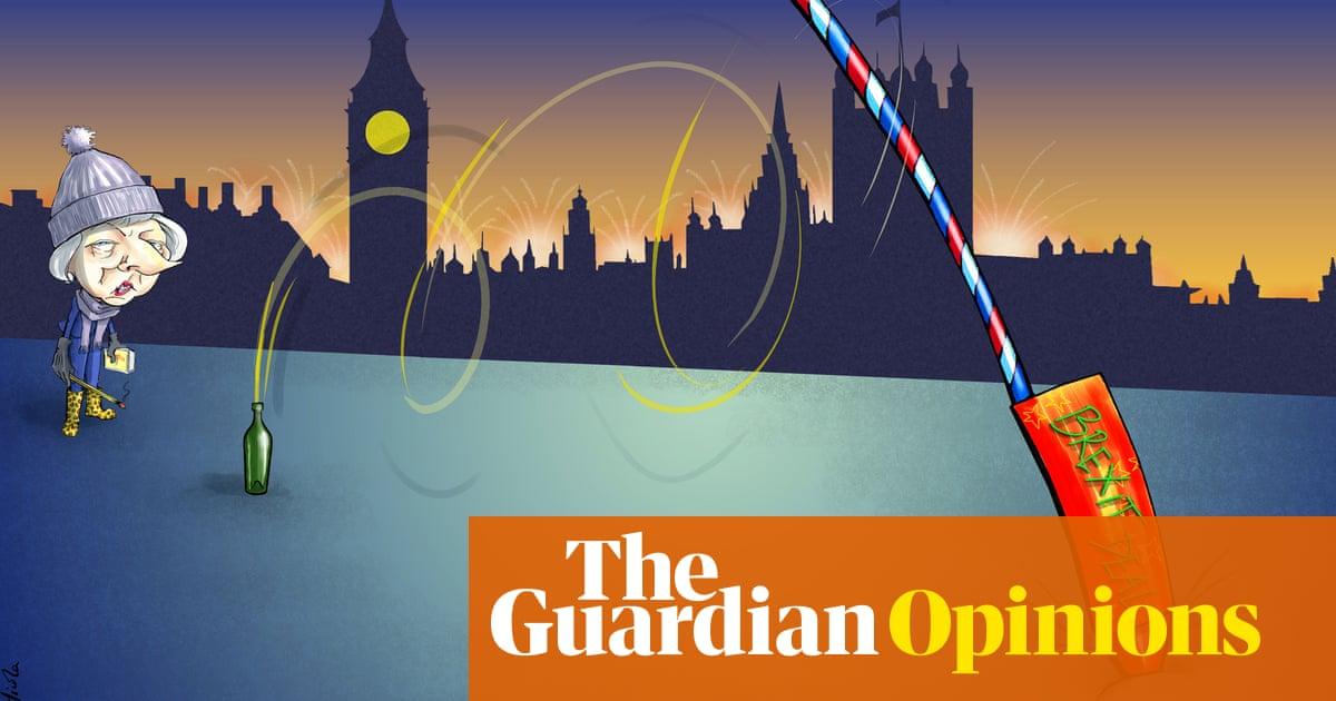 Nicola Jennings on Theresa May's Brexit battle – cartoon
