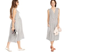 Hatch The Market printed poplin dress £270