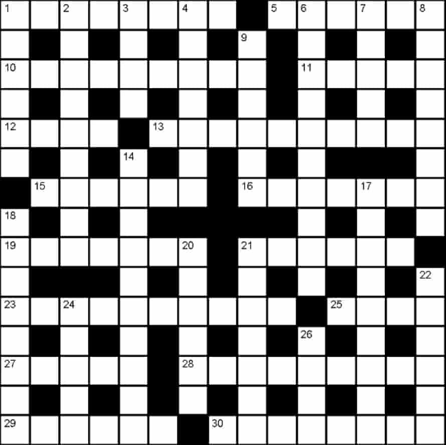 Genius crossword 202