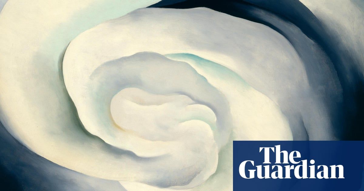 The Wild Beauty Of Georgia O Keeffe Art And Design The