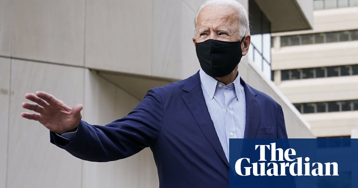 Biden and Trump set to deliver starkly different messages on wildfires – The Guardian