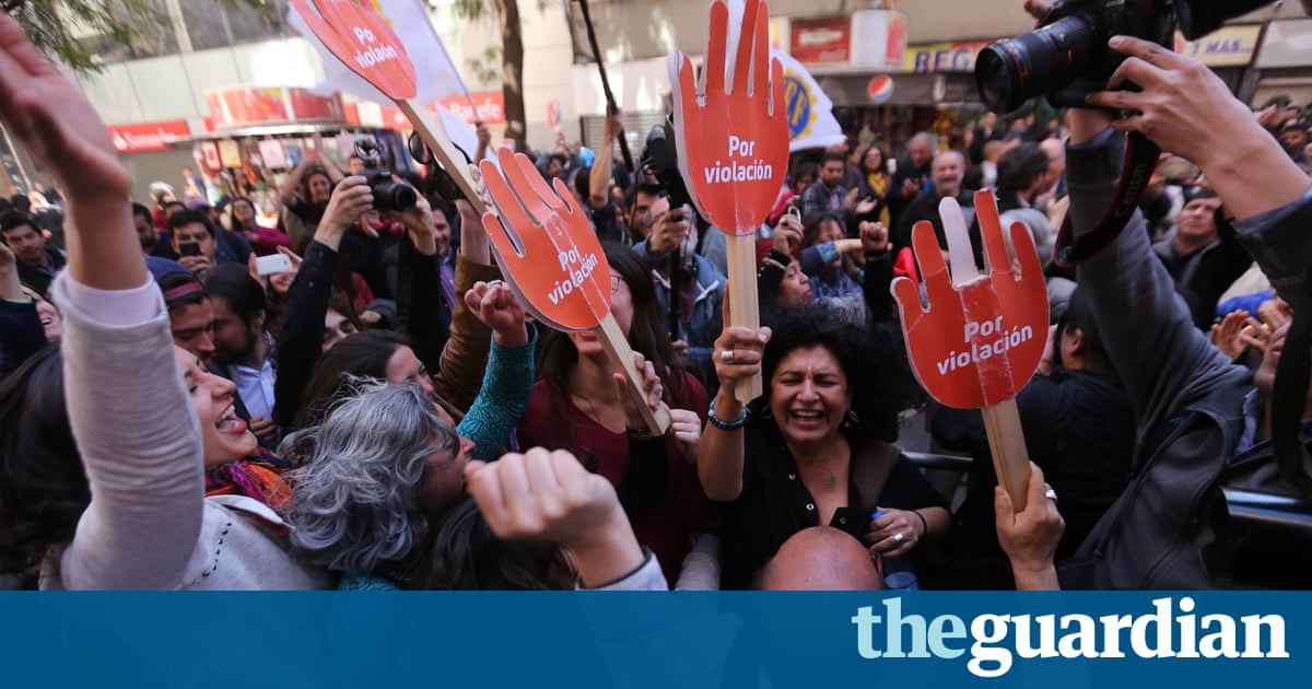 'A triumph of reason': Chile approves landmark bill to ease abortion ban