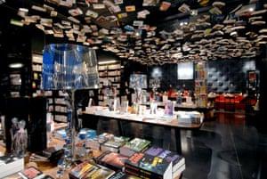 Cook & Book bookshop in Brussels, Belgium.