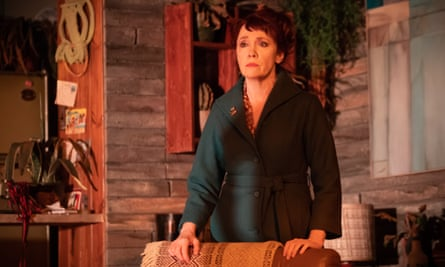 Disoriented and detached … Madeleine Potter in True West.