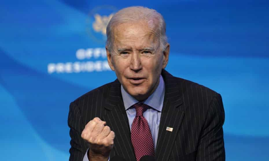 Joe Biden. 'It's hard to imagine a president taking office at a more high-stakes time for America,' said Barack Obama's former speechwriter.