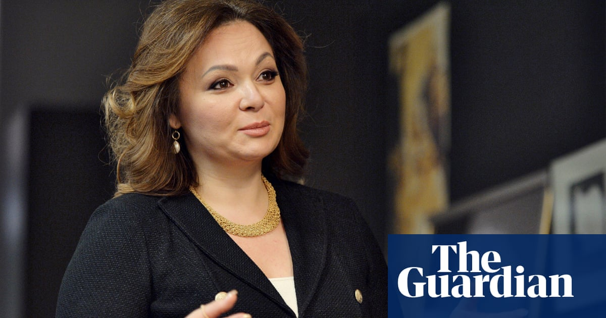 Russian who attended Trump Tower meeting charged with obstruction of justice