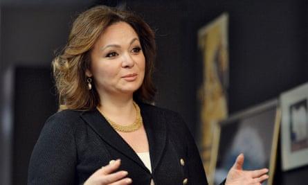 Natalia Veselnitskaya.