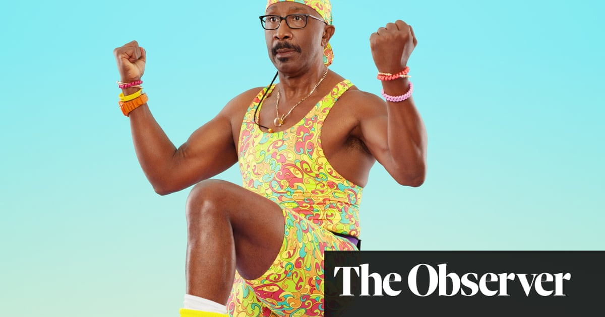 Mr Motivator The Unitard Was My Idea Life And Style The Guardian